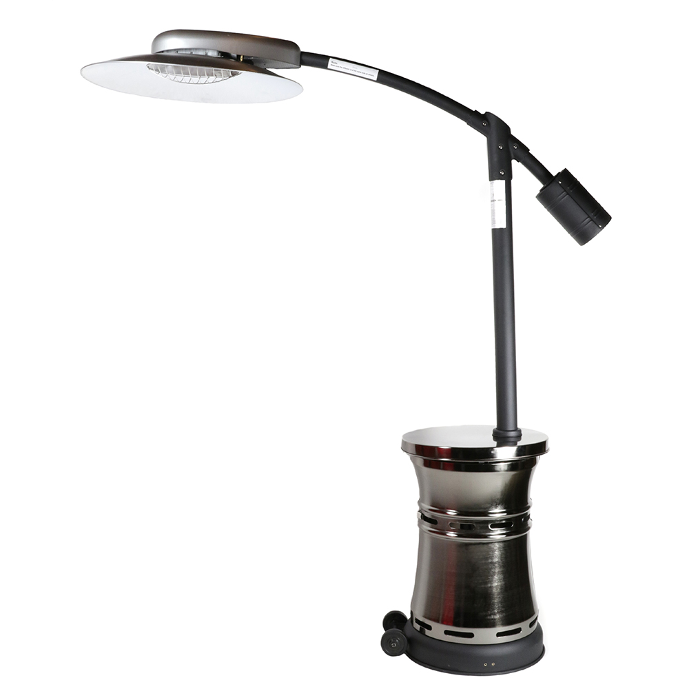The Curve Patio Heater By Outdoor Order Outdoor Order