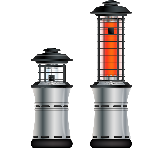 The Axis Patio Heater By Outdoor Order Outdoor Order